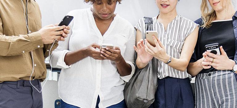 Sociala medier innehåll content